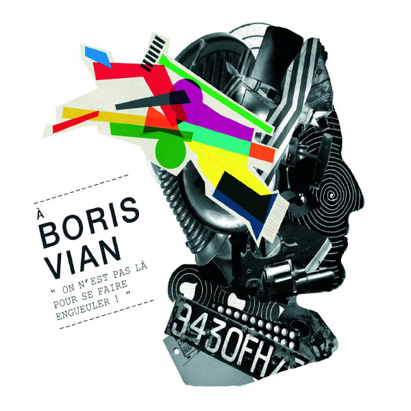 Jérémy Dirat - c'est ici - Boris Vian - Zebda