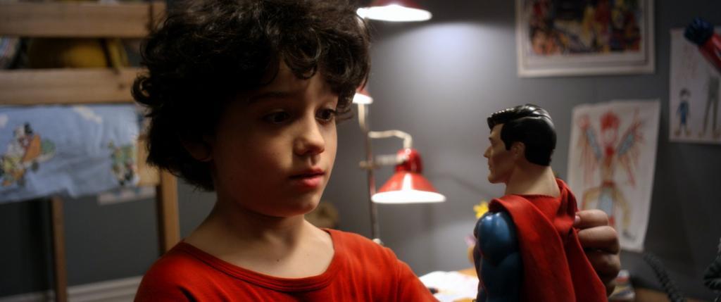 Superman n'est pas juif (et moi un peu…) - Musique originale de Jérémy Dirat
